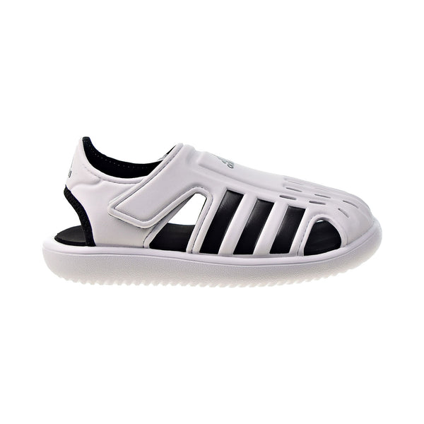 Adidas Water Sandals C Little Kids' Cloud White-CoreBlack