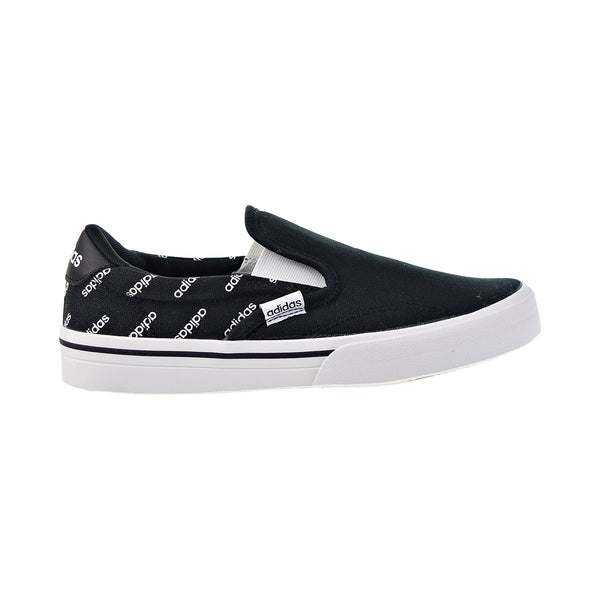 Adidas Kurin Slip-On Women's Shoes Black-White