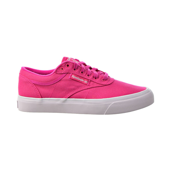 Reebok Club C Coast Men's Shoes Proud Pink-White-Reebok Rubber Gum 05
