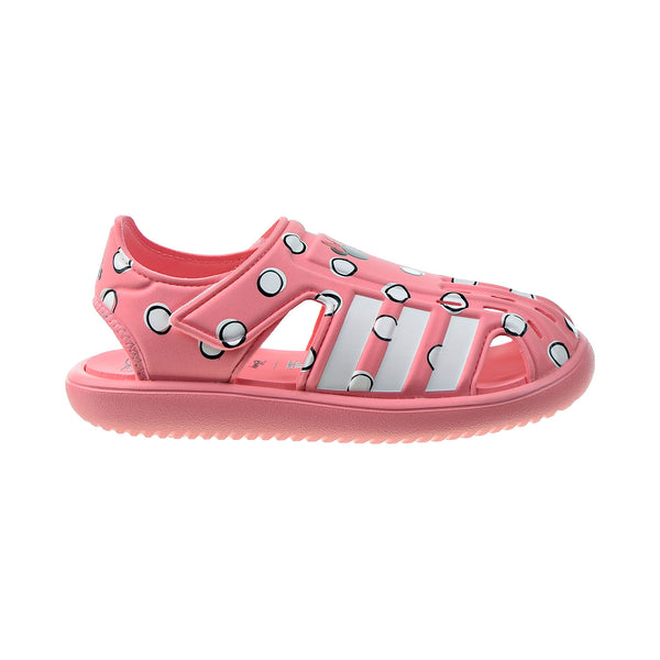 Adidas Water Sandals C Little Kids' Pink-White