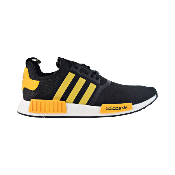 Adidas NMD_R1 Men's Shoes Core Black-Active Gold-Cloud White