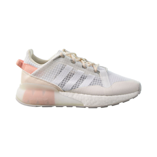 Adidas ZX 2K Boost Pure Marathon Running Women's Shoes Core White-Grey One