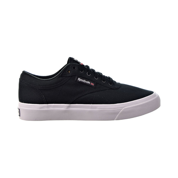Reebok Club C Coast Men's Shoes Black-White-Reebok Rubber Gum 05