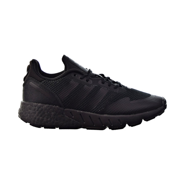 Adidas ZX 1K Boost J Big Kids' Shoes Core Black-Core Black-Core Black