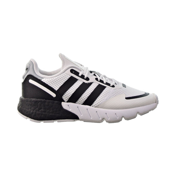 Adidas ZX 1K Boost J Big Kids' Shoes Cloud White-Core Black-Halo Silver