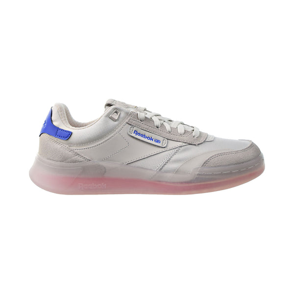Reebok Club C Legacy Men's Shoes True Grey-Dynamic Red-Court Blue