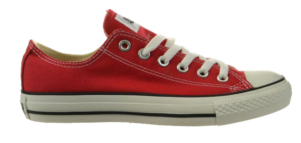 Converse Chuck Taylor All Star Low Top Unisex Shoes Red
