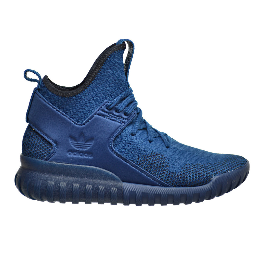 Adidas Tubular X Prime Knit Mens Shoes Navy Tech Steel/Tech Steel/Black