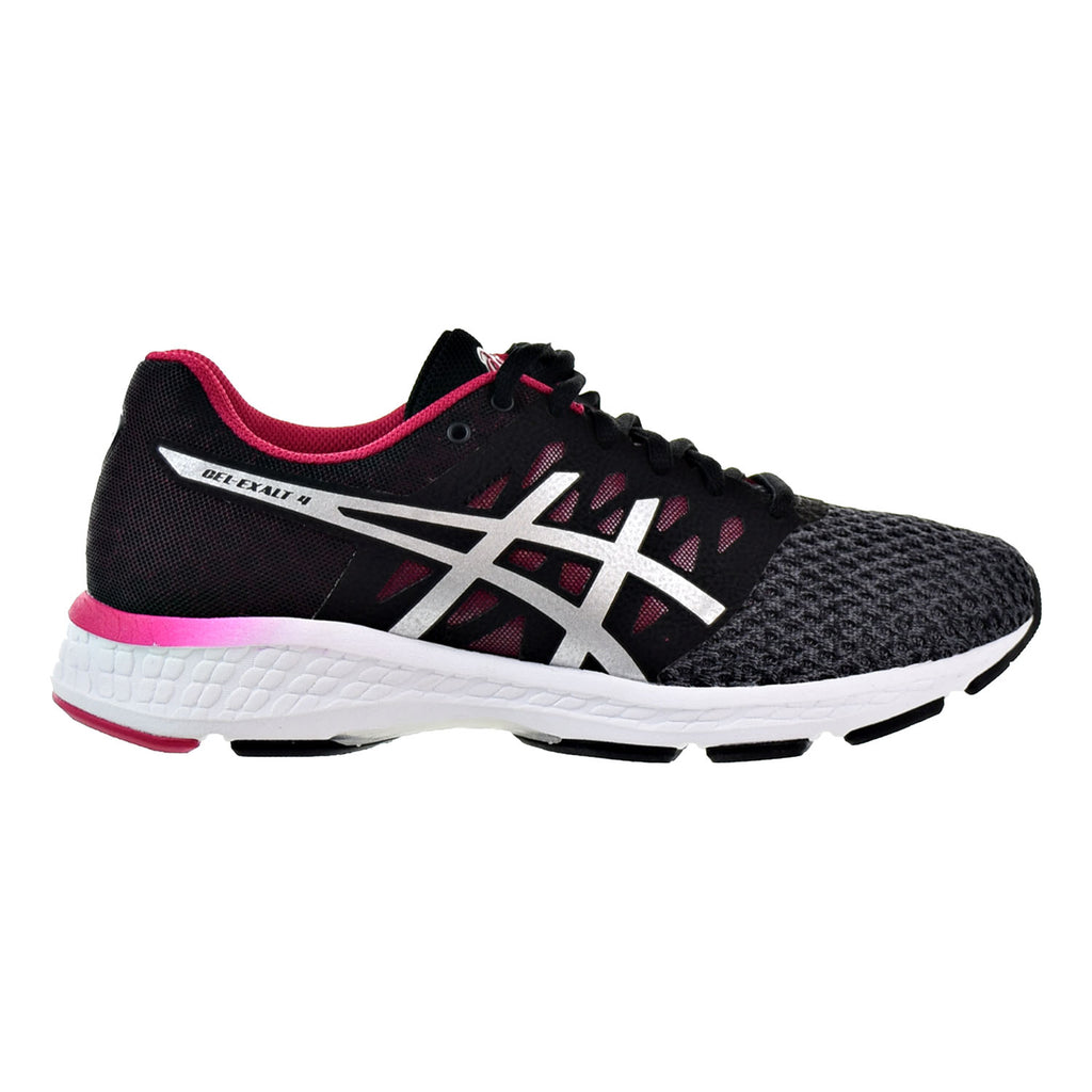 Asics Gel-Exalt 4 Women's Shoes Crabon/Silver/Cosmo Pink