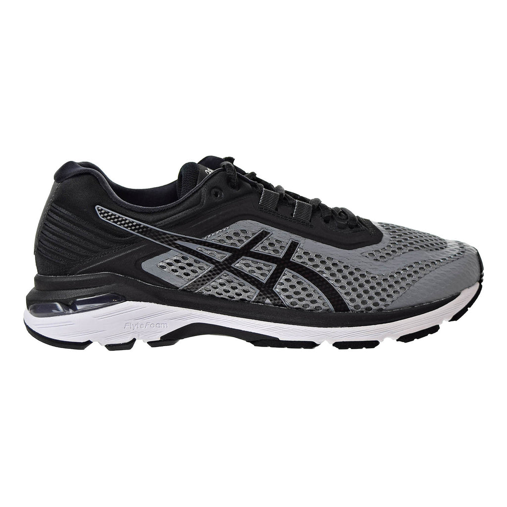 Asics GT-2000 6 Men's Running Shoes Stone Grey / Black / White