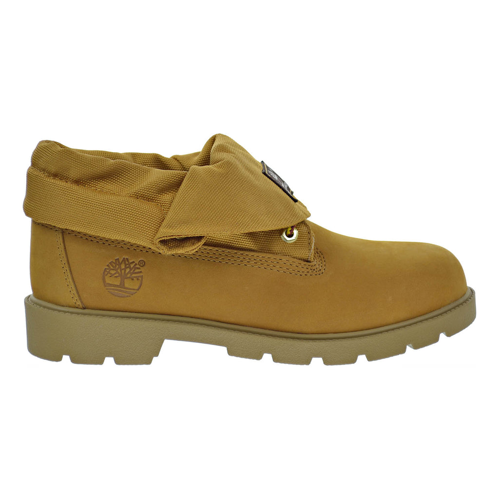 Timberland Roll Top Big Kid's Shoes Wheat