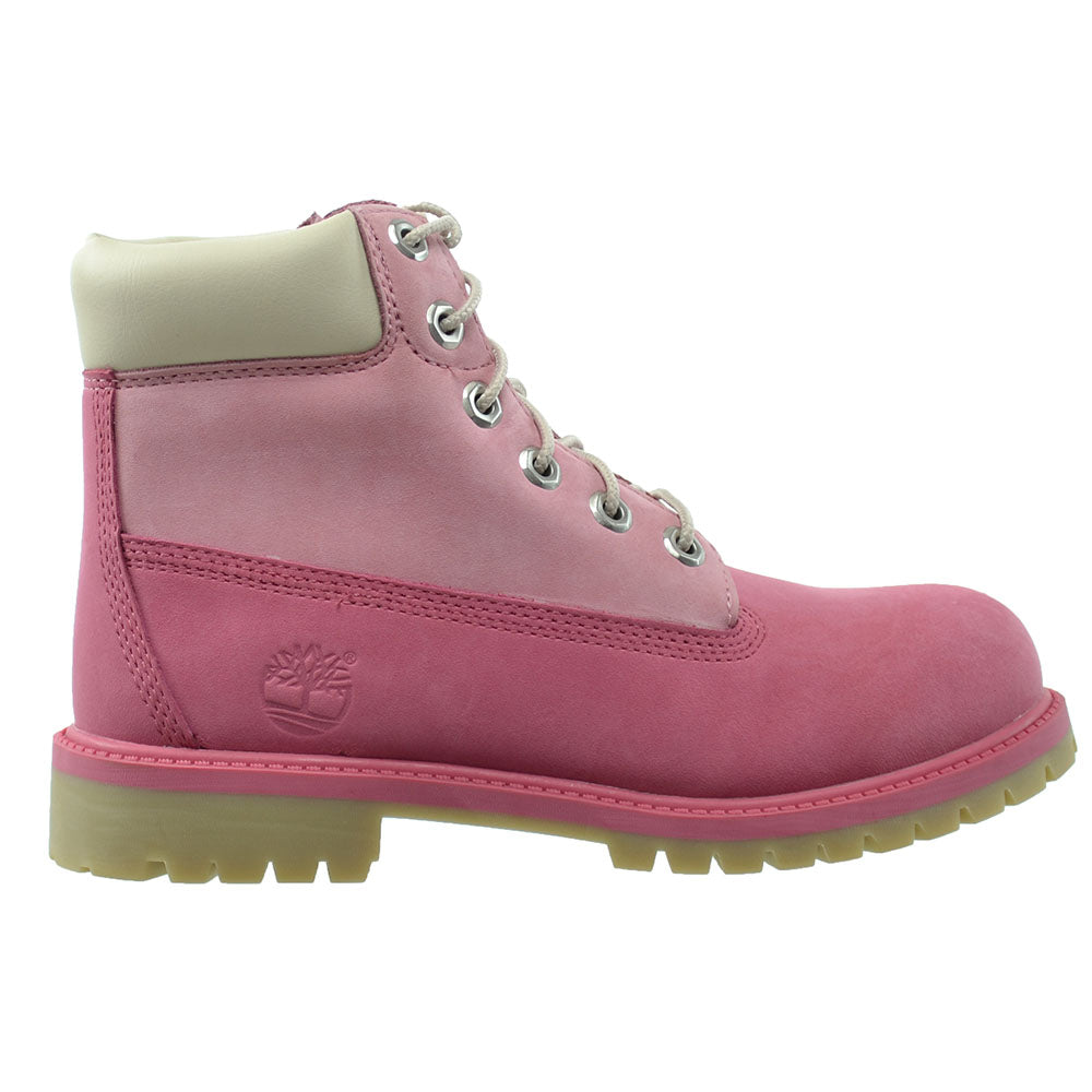Timberland 6Inch Classic Big Kids Boots Pink