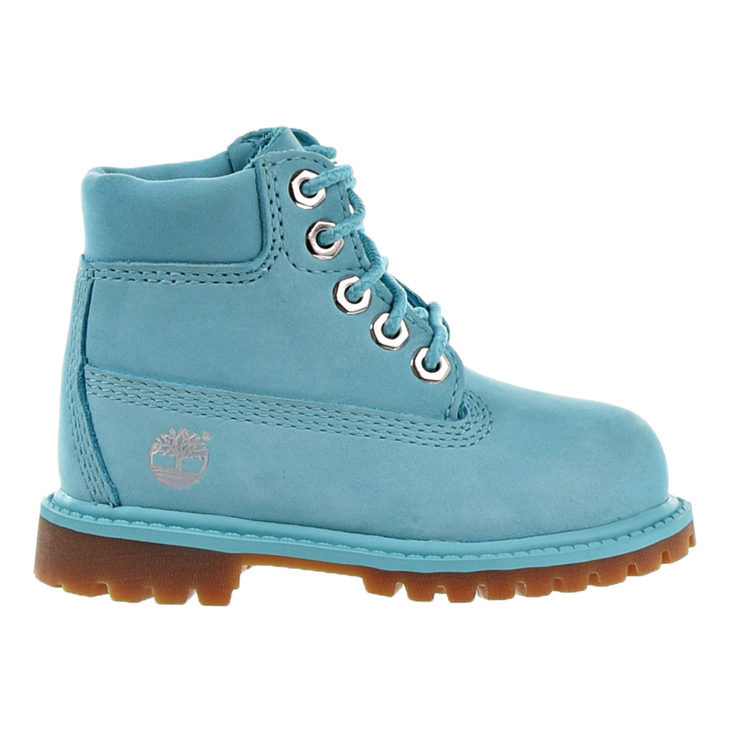 Timberland 6 Inch Premium Toddler Boots Blue