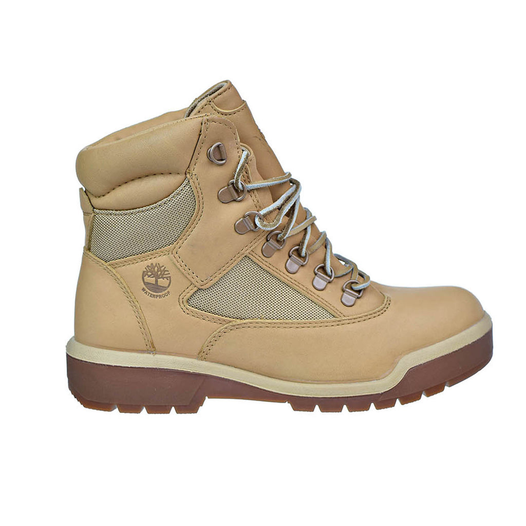 Timberland Field 6 Inch Waterproof Men's Boots Natural