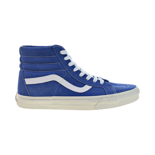 Vans SK8-Hi Reissue Retro Sport Men's Shoes Baby Blue-White
