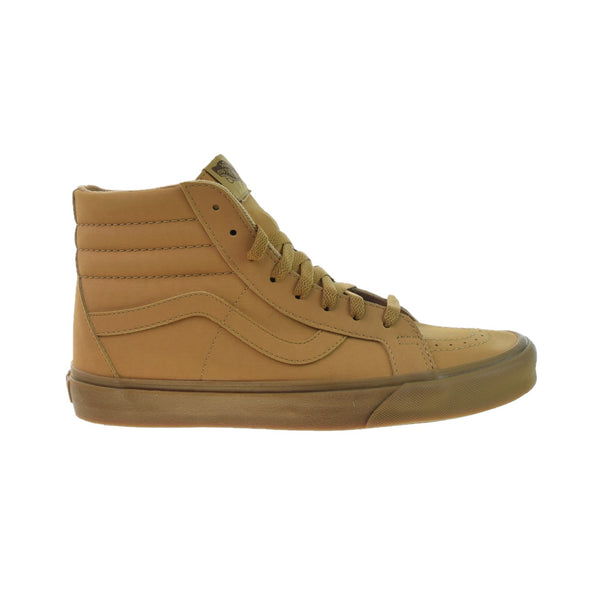 Vans Sk8-Hi Reissue 'Vansbuck' Men's Shoes Light Gum-Mono