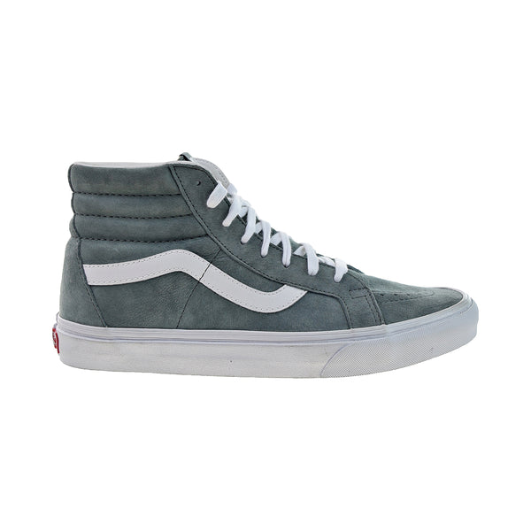 Vans Sk8 Hi Reissue Men's Shoes 'Stormy Weather' Pig Suede Grey