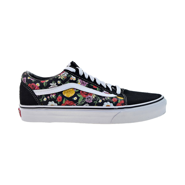 Vans Old Skool 'Lux Floral' Men's Shoes Digi Floral-Black