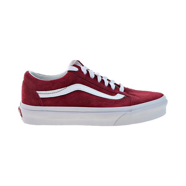 Vans Old Skool Men's Shoes Pig Suede-Scooter-True White