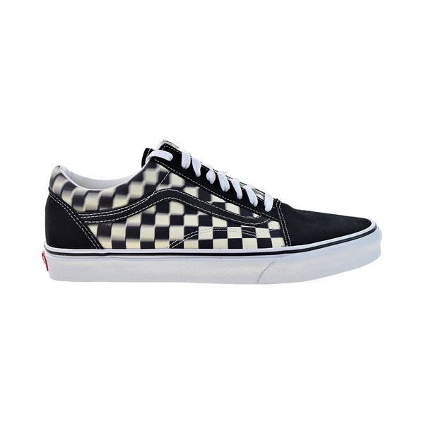 Vans Old Skool 'Blur Check' Men's Shoes Black-Classic