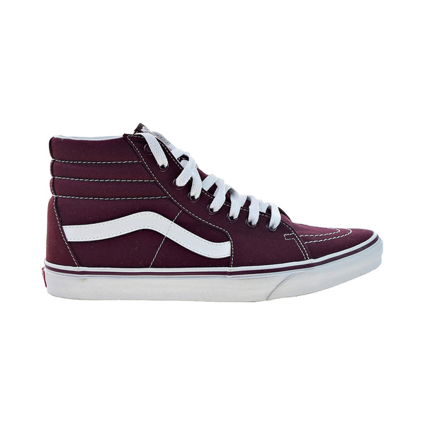 Vans Sk8-Hi Men's Canvas Shoes Port Royale
