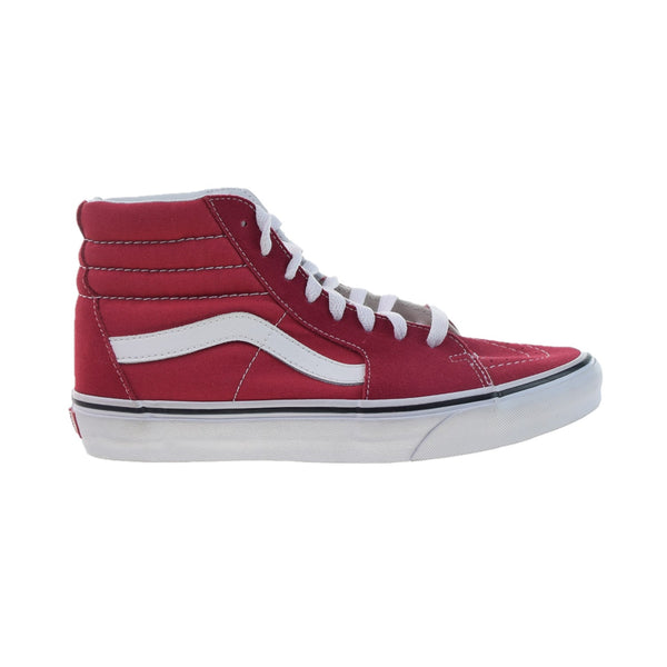 Vans SK8-Hi Men's Shoes Crimson-True White