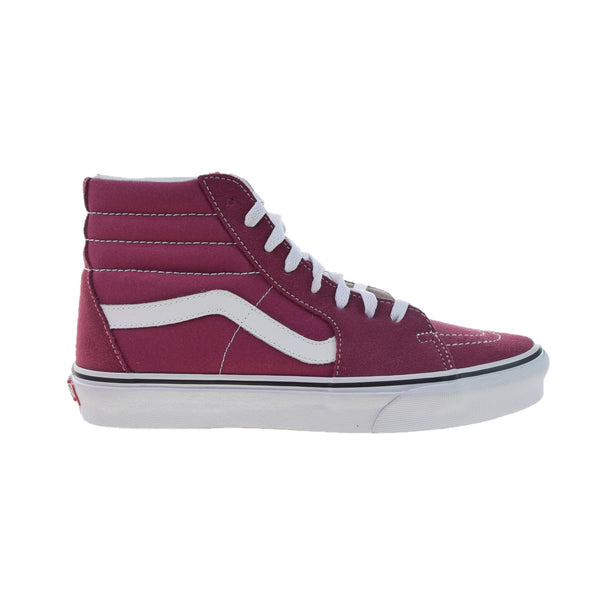 Vans SK8-Hi Men's Shoes Dry Rose-True White