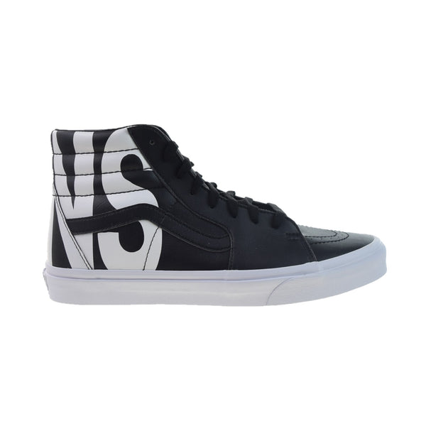 Vans SK8-Hi Men's Shoes 'Classic Tumble' Black-True White