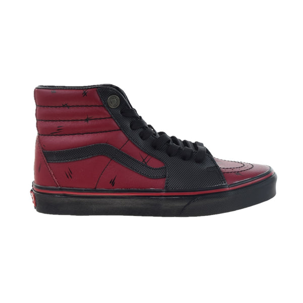 Vans SK8-Hi 'Marvel's Avengers Deadpool' Men's Shoes Red-Black