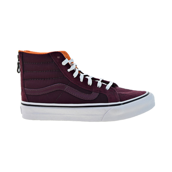 "Vans Sk8-Hi Slim Zip ""Boom Boom"" Men's Shoes Port Royle"