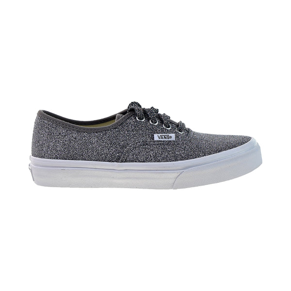 Vans Authentic Big Kids' Shoes Black-True White