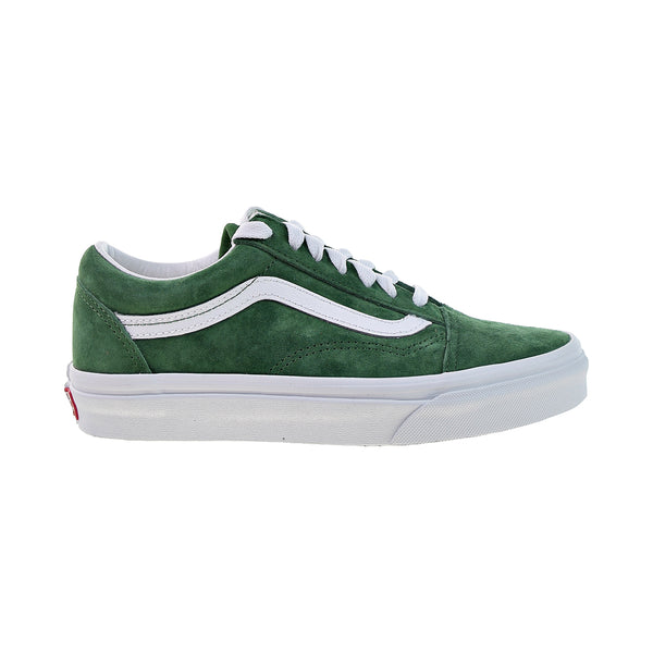 Vans Old Skool 'Pig Suede' Men's Shoes Fairway-True White