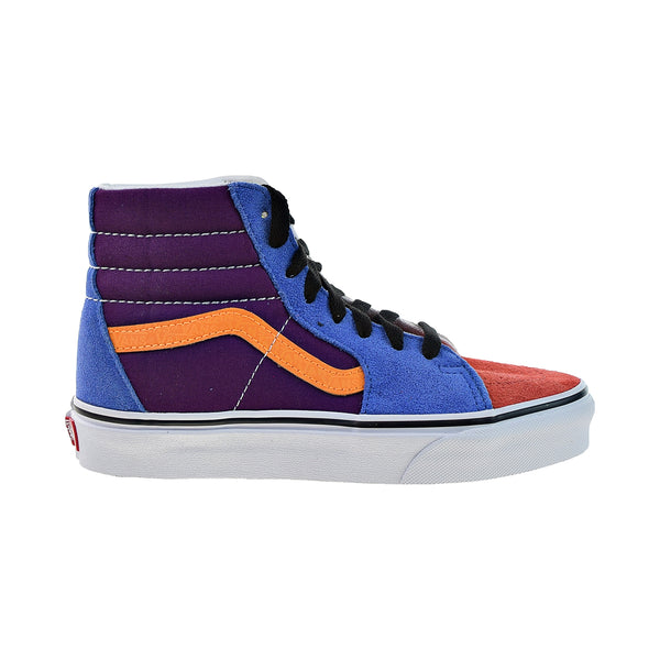 Vans Sk8-Hi Mix & Match Men's Shoes Grape Juice-Bright Marigold