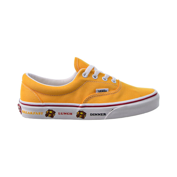 Vans Era Sidewall Print Men's Shoes Saffron-Meals