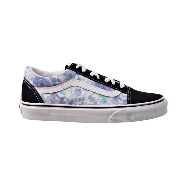 Vans Old Skool Men's Shoes English Lavender Tie Dye-Black-Purple