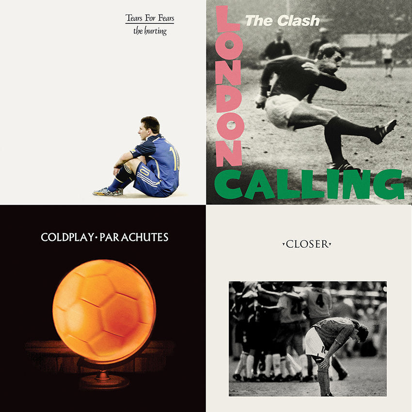 Dorothy's World Cup Classic Albums - Group Three