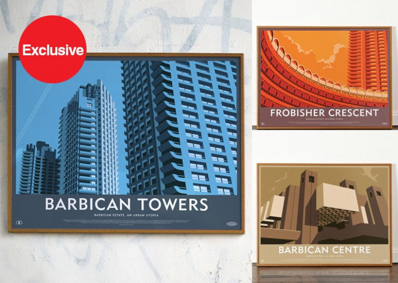 Exclusively for the Barbican