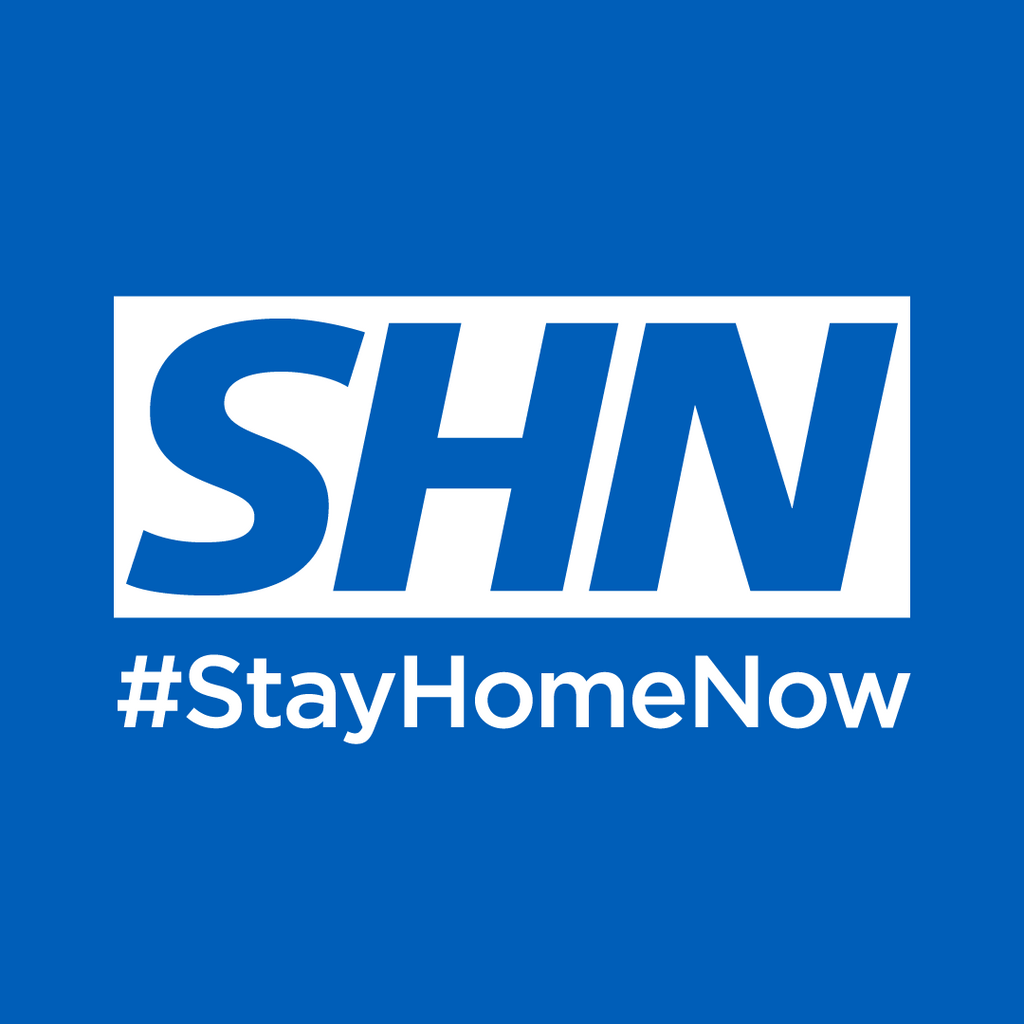 Stay Home Now - Don't send our NHS backwards