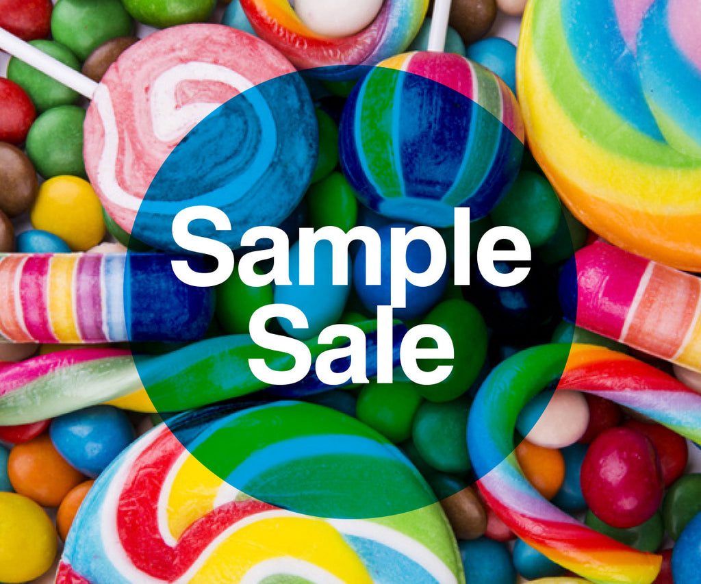 Sample Sale - 7th September, 4-6pm