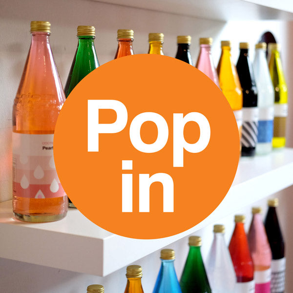 Top of the Pops - A Thirst Quenching Installation by Dorothy