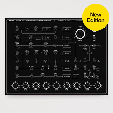The Chemical Family - Exclusive Edition for The Chemical Brothers