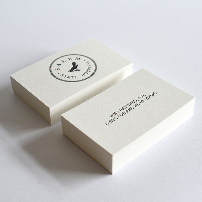 Business as Unusual: Collector's Set of Calling Cards - Cult Classics Edition