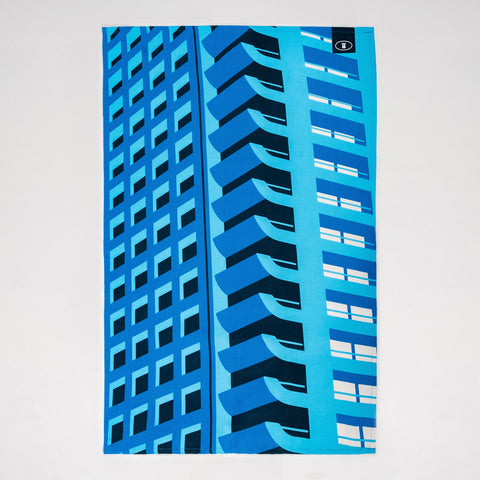Barbican: Barbican Towers - Tea Towel
