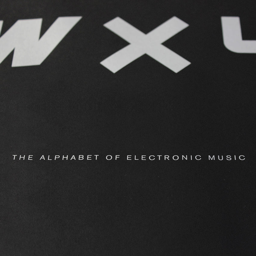 Alphabet of Electronic Music - Original Open Edition