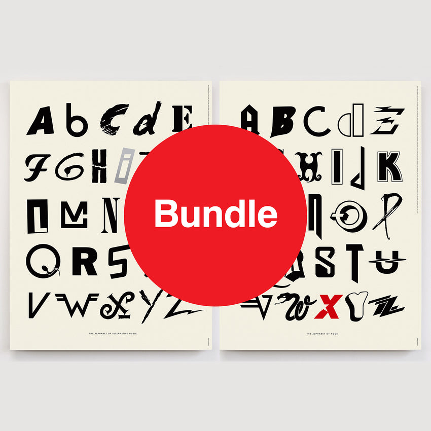 Music Alphabets: Special Offer Bundle