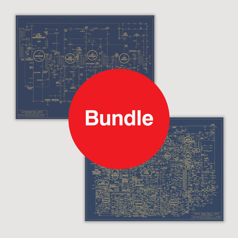 Blueprints: Special Offer Bundle - Alternative & Rock