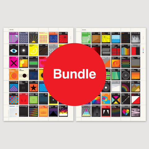 Stamp Albums: Special Offer Bundle - Alternative Volume 1 & 2