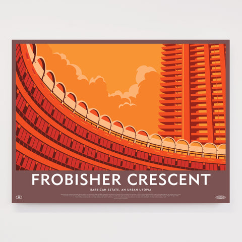 Barbican: Frobisher Crescent