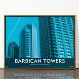 Barbican: Barbican Towers