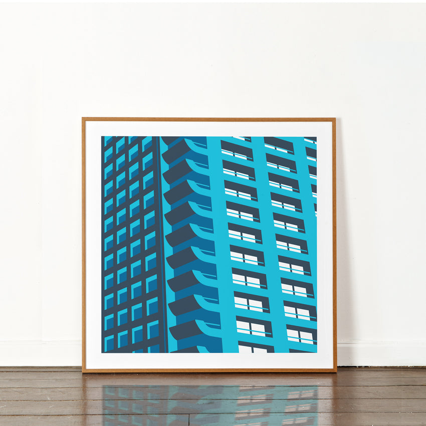 Barbican: Barbican Towers - Limited Edition
